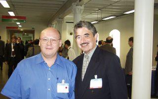 С известнейшим урологом США, бывшим президентом Всемирного общества эндоурологов Гопалом Бадлани (Gopal H. Badlani, M.D. )