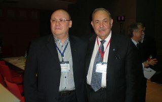 С основателем общества эндоурологов, авторитетнейшим специалистом-эндоурологом из США Артуром Смитом (Arthur D. Smith, M.D.)